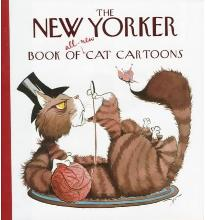"""""""New Yorker"""" Book of All-New Cat Cartoons"""