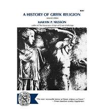 A History of Greek Religion