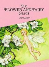 Six Flower and Fairy Cards