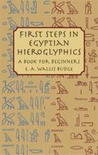 First Steps in Egyptian 1895: A Book for Beginners