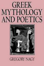 Greek Mythology and Poetics