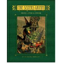 The Sisters Grimm: Bk. 4: Once Upon a Crime