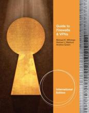 Guide to Firewalls and Network Security