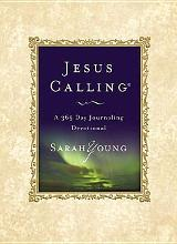 Jesus Calling: A 365-Day Journaling Devotional