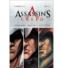 Assassin's Creed - The Ankh of Isis Trrilogy