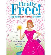 Allen Carr's Finally Free!: The Easy Way to Stop Smoking for Women