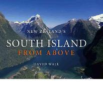 New Zealand's South Island from Above