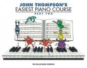 John Thompson's Easiest Piano Course: Book 2