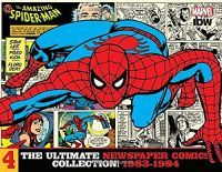 The Amazing Spider-Man The Ultimate Newspaper Comics Collection, Volume 4 (1983 -1984)