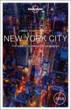 Lonely Planet Best of New York City 2018