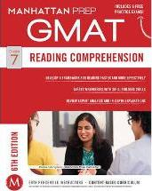 Reading Comprehension GMAT Strategy Guide