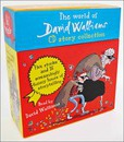 The World of David Walliams CD Story Collection: The Boy in the dress/Mr Stink/Billionaire boy/Gangsta granny/Ratburger