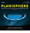 Planisphere: Latitude 50 N - for Use in the UK and Ireland, Northern Europe and Canada