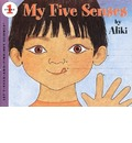 My Five Senses: Let's Read and Find out Books