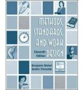 Methods, Standards and Work Design