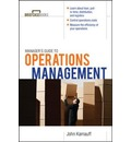 Manager's Guide to Operations Management