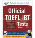 Official TOEFL IBT Tests with Audio: 3 Reading Tests + 3 Writing Tests + 3 Mathematics Tests