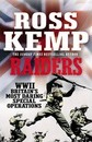 Raiders: World War Two True Stories