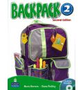 Backpack 2 Workbook with Audio CD