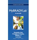 New MyBradyLab -- Access Card -- for Paramedic Care: Volumes 1-7: Principles & Practice
