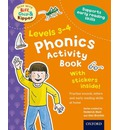 Oxford Reading Tree Read with Biff, Chip, and Kipper: Levels 3-4: Phonics Activity Book