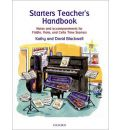 Starters Teacher's Handbook: Notes and Accompaniments for Fiddle, Viola, and Cello Time Starters