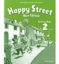 Happy Street: Activity Book and Multirom Pack