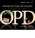 Oxford Picture Dictionary Audio CDs: No. 1-4: American English Pronunciation of OPD's Target Vocabulary