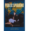 Public Speaking in a Multicultural Society: The Essentials