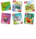 Oxford Reading Tree: Stage 4: Snapdragons: Pack (6 Books, 1 of Each Title)