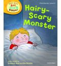 Oxford Reading Tree Read with Biff, Chip, and Kipper: First Stories: Level 6: Hairy-scary Monster