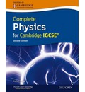 Complete Physics for Cambridge IGCSE with CD-ROM