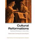 Cultural Reformations: Medieval and Renaissance in Literary History v. 2