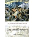 The Oxford English Literary History: 1910-1940 - The Modern Movement Vol 10