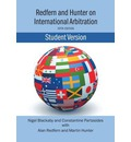 Redfern and Hunter on International Arbitration-Student Version
