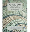 Public Law: Text, Cases, and Materials