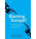 Blaming Europe?: Responsibility without Accountability in the European Union