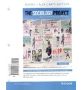 The Sociology Project: Introducing the Sociological Imagination, Core, Books a la Carte Plus New Mysoclab with Pearson Etext -- Access Card Package