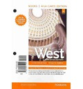 The West: A Narrative History, Volume Two: 1400 to the Present, Books a la Carte Edition
