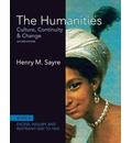 The Humanities: Culture, Continuity and Change, Book 4: 1600 to 1800 Plus New MyArtsLab with Etext  -- Access Card Package