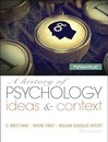 A History of Psychology: Ideas & Context Plus New MySearchLab with eText - Access Card Package