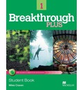Breakthrough Plus Student's Book + Digibook Pack Level 1