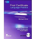 First Certificate Language Practice: Student Book Pack with Key