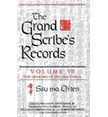 The Grand Scribes Records: Memoirs of Pre-Han China v. 7