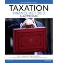 Taxation: Finance Act 2013