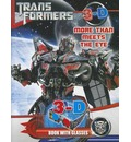 Transformers More Than Meets the Eye: 3D Book with Glasses