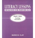 Literacy Lessaons Part Two