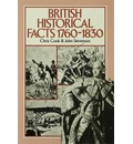 British Historical Facts: 1760-1830