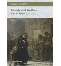 Poverty and Welfare 1815-1950