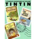 "Adventures of Tintin: ""The Black Island"", ""King Ottokar's Sceptre"" and ""The Crab with the Golden Claws"" v. 2"
